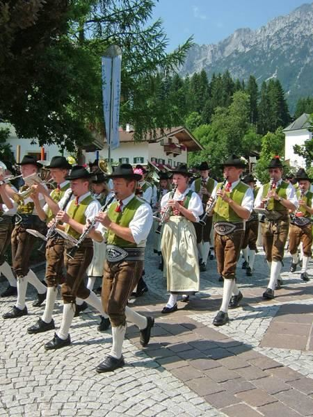 Traditional May Concert BMK Scheffau